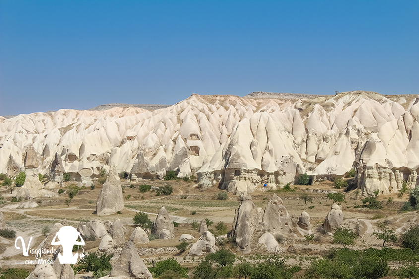 Girare in quad a Goreme